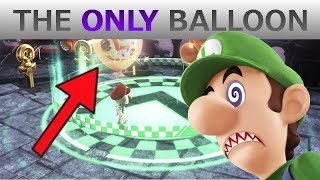Placing the ONLY Balloon in Ruined Kingdom! (Mario Odyssey)
