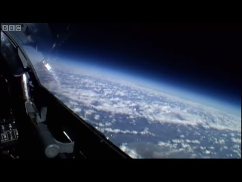 James May Witnesses Curvature of Earth   James May: On The Moon   Brit Lab