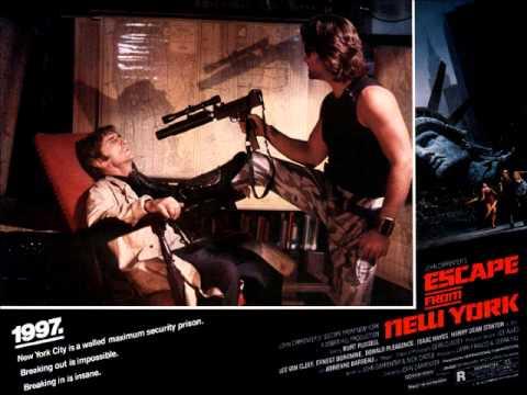 Soundtrack ~ John Carpenter ~ Escape From New York (1981) ~ 01 ~ Main Title
