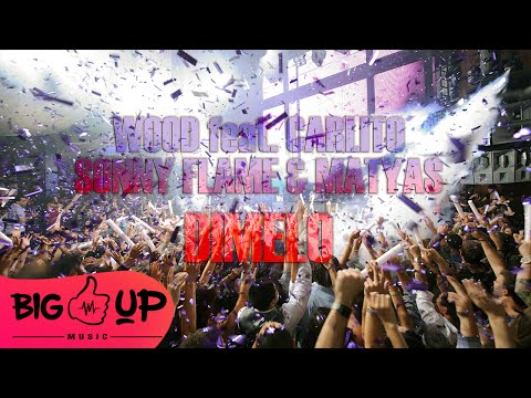 Wood feat. Carlito, Sonny Flame & Matyas - Dimelo | Official Audio