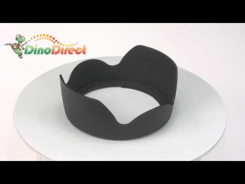 JYC EW-83H Digital Camera Lens Hood for Canon EF 24-105mm f / 4L IS USM  from Dinodirect.com