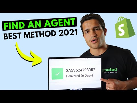 How to Find a FAST Dropshipping Agent: No More Aliexpress! Best Aliexpress Alternatives 2021