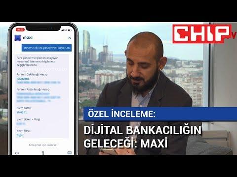 Dijital Bankacılığın Geleceği: Maxi