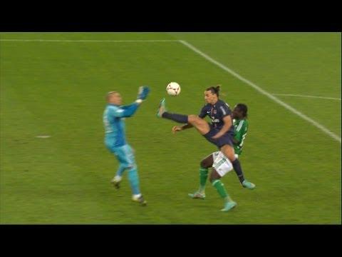 Paris Saint-Germain - AS Saint-Etienne (1-2) - Le résumé (PSG - ASSE) / 2012-13