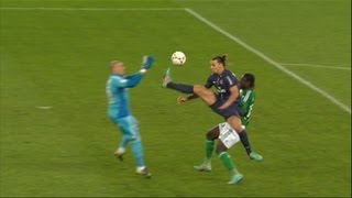 Paris Saint-Germain - AS Saint-Etienne (1-2) - Le résumé (PSG - ASSE) / 2012-13