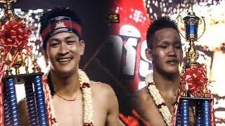 Red Bull Champion, Poa Phearith (CAM) Vs (Thai) Phetnoy, 14/07/2018, CNC TV Boxing