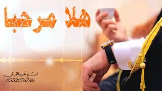 شيله ترحيب جديد باسم احمد 2020 مرحبا ترحيبه الهيل والفنجال     شيله باسم احمد    شيلات حماسيه