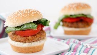 Veggie Burgers - Best Summer Recipes - Weelicious