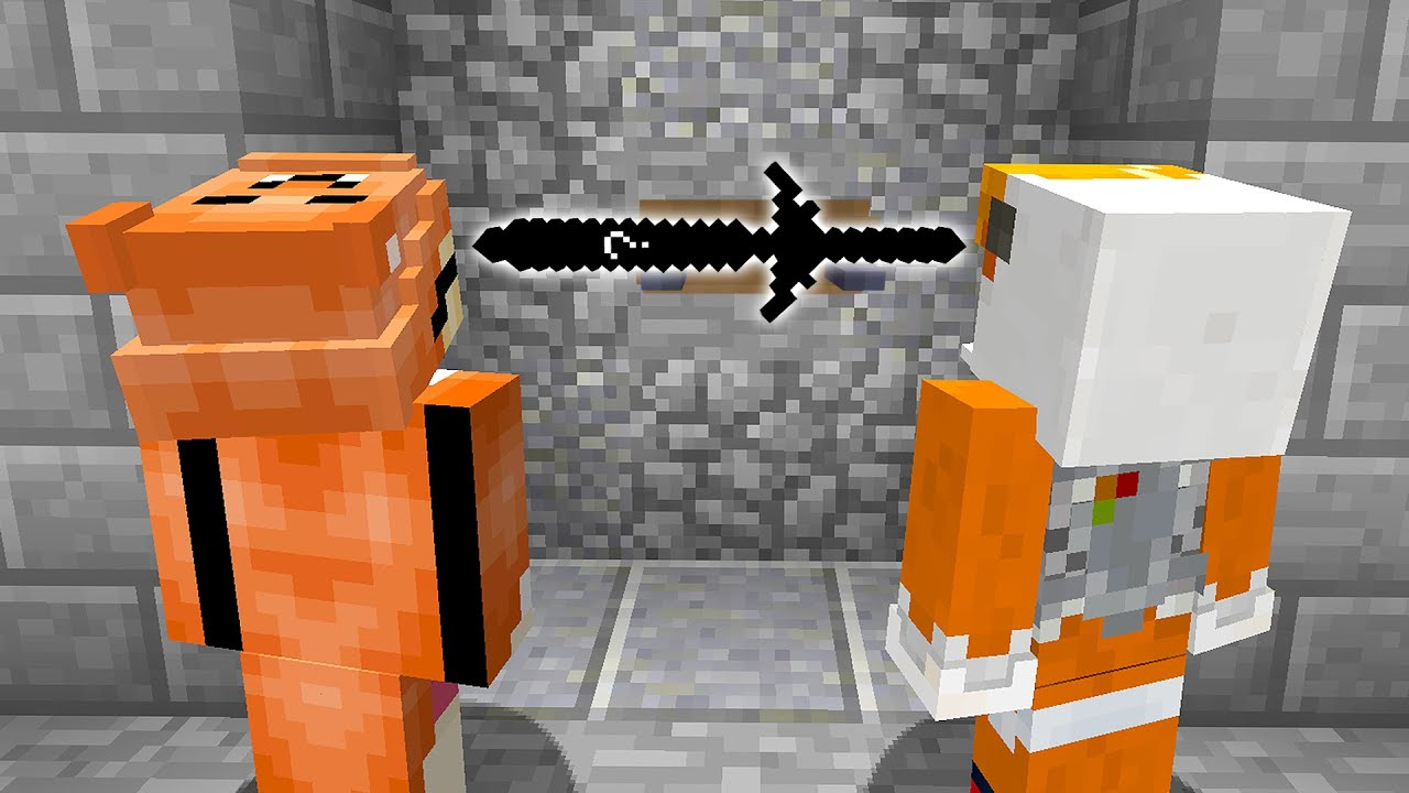 Download we found the strongest sword in minecraft #shorts