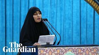 Qassem Suleimani's daughter warns US of 'dark days' ahead