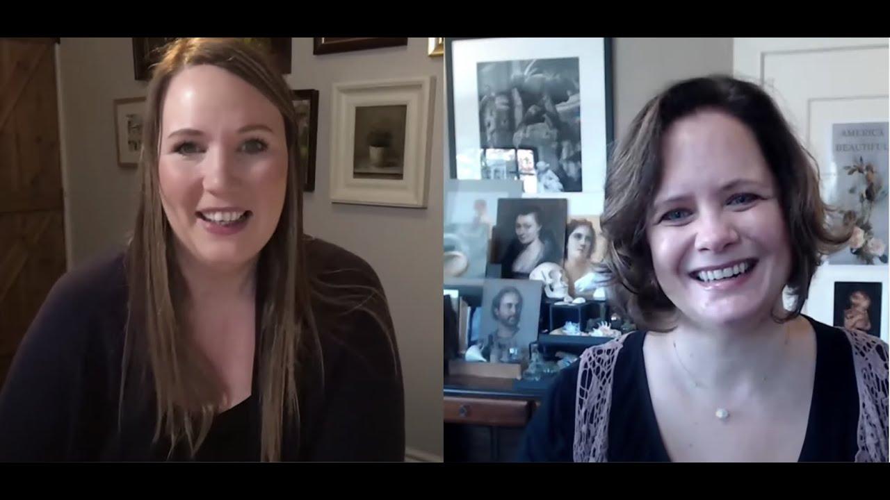 Rosemary Brushes Interviews Sadie Valeri