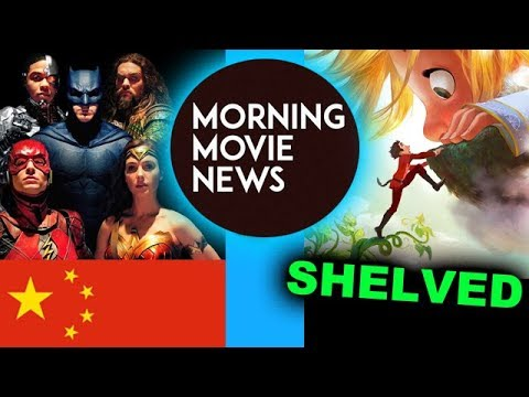 Justice League China Release Date & Box Office, Gigantic shelved by Disney Animation