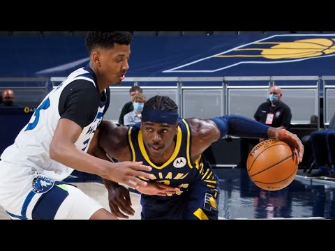 Minnesota Timberwolves vs Indiana Pacers Full Game Highlights | April 7 | 2021 NBA Season