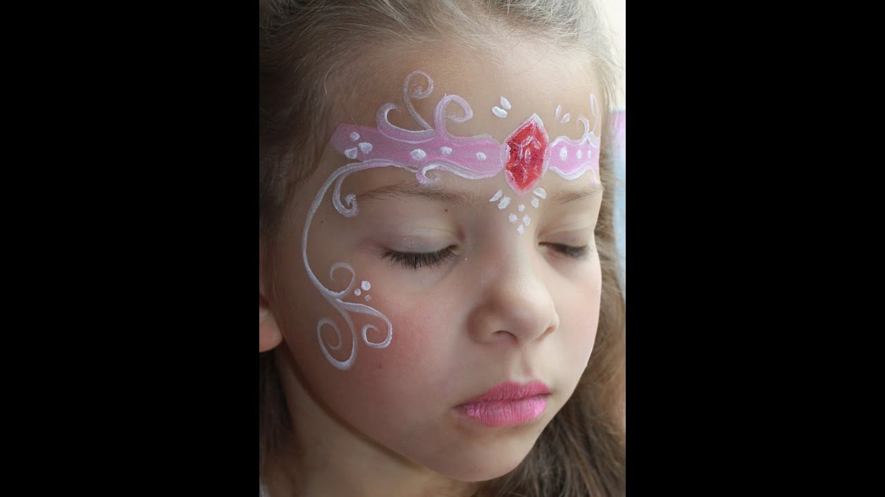 Grimage de princesse prenez un maquillage de princesse youtube - Maquillage simple enfant ...