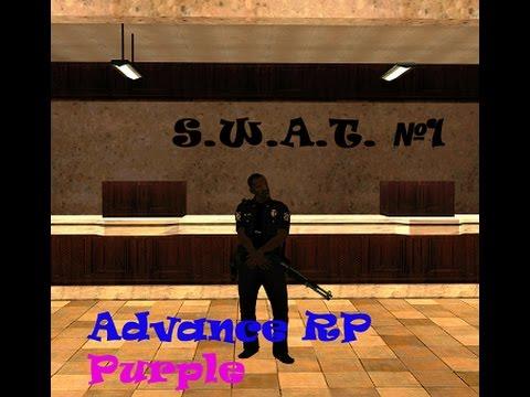 Advance RP Purple | S.W.A.T. №1