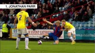Crystal Palace FC POTY 2012 - PLAYER OF THE YEAR - NOMINATIONS