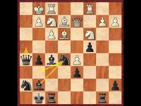 Najer vs Mamedyarov | Russian Team Championship 2017