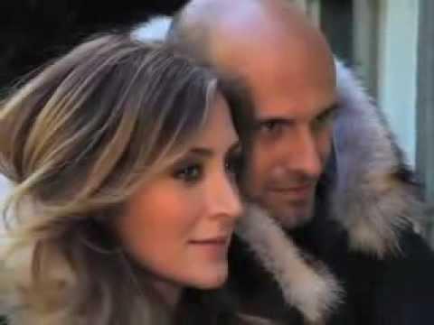 Sasha & Edoardo Ponti Woolrich Photo Shoot 2011