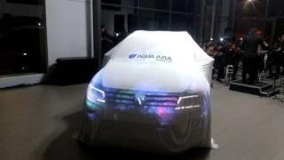 Presentación Tiguan 2018 VW Agua Azul