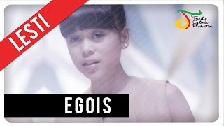 Gambar cover Lesti - Egois | Official Video Clip