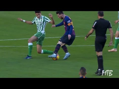 Lionel Messi ► 2018/2019 - The King ● Magical Skills & Goals | HD