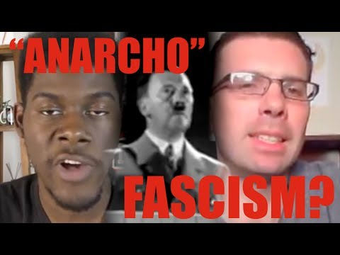 """Oxy-Moronic AnCaps Devise """"Anarcho""""-Fascism... SERIOUSLY!"""