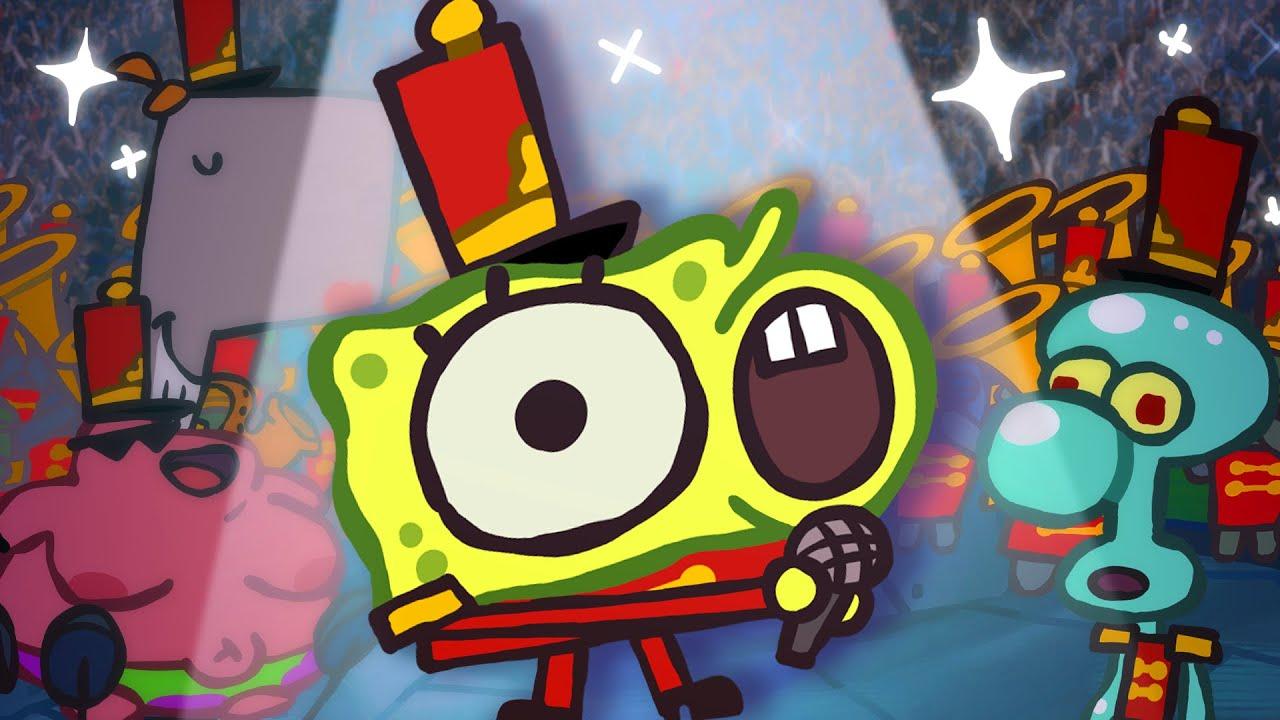"""Download """"Ocean Man"""" FULL COVER (Spongebob Squarepants Cartoon Song)"""