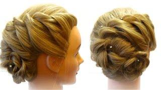 Плетение на длинные волосы. Braiding for long hair
