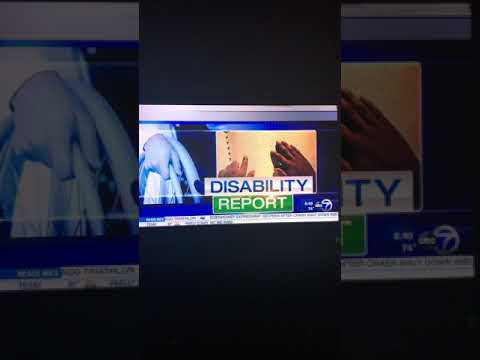 Northside Learning Center High School on ABC7 Disability Report