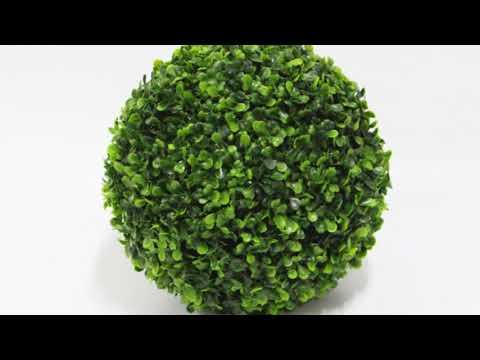 Artificial Boxwood Hedge Balls