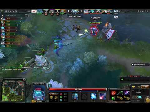 CDEC Gaming vs Evil Geniuses GAME 1