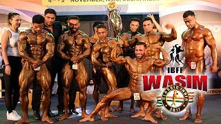 Wasim Khan (Mr. India) (Mr World) Organised first Wasim Classic at Bodypower 2017 Delhi