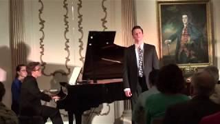Unbewegte Laue Luft from Brahms' Op. 57, No. 8 - Aryeh Nussbaum Cohen, countertenor