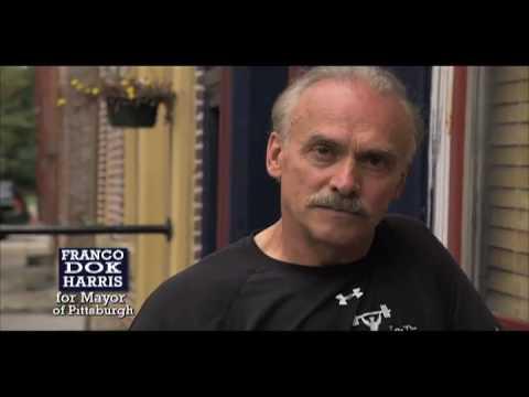 Rocky Bleier Endorses Dok Harris