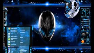 TEMA ALIENWARE PARA WINDOWS 7