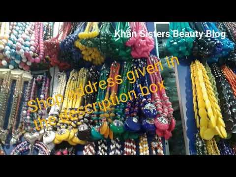 Jewellery Design 2018 || Fashionable Beaded Necklaces ||Bracelet Designs