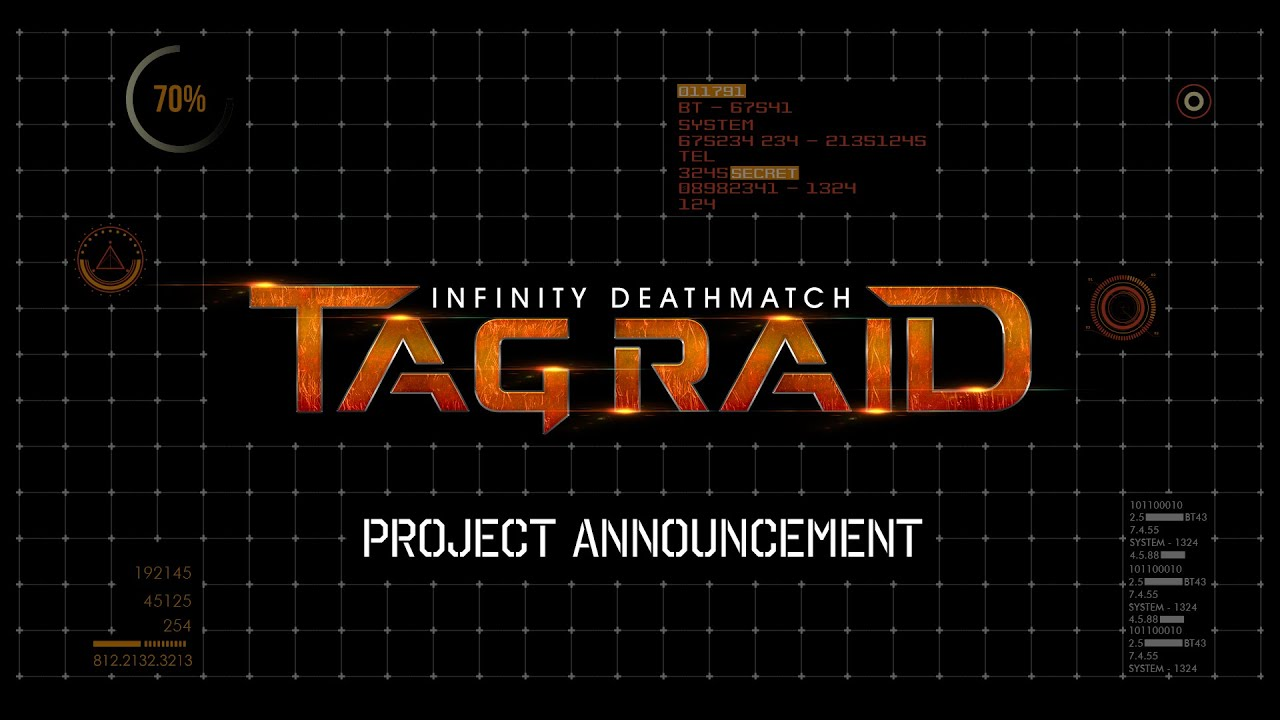Infinity Deathmatch: TAG Raid - Project Announcement