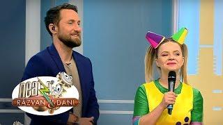 Dani Oțil, pupici cu sclipici pentru Fetița Zurli