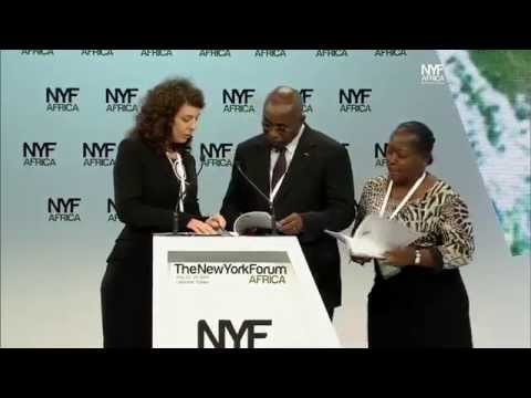 NYFA 2014 - Signature Ceremony [In French]