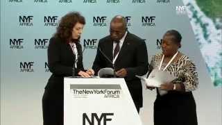 NYFA 2014 - Signature Ceremony [In French]
