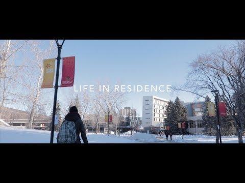 UCALGARY - RESIDENCE LIFE #TEASER