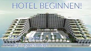 🔴IK GA EEN HOTEL BEGINNEN!|| Fake Minetopia #26