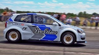 VW Polo WRC Turbo 1000 HP - Fastest Polo ever!