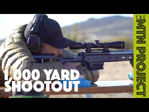 1,000 Yards At The Range - The Mountain Project