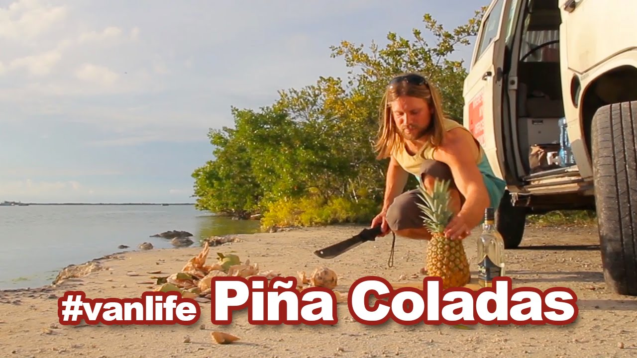 Van Life Pina Coladas