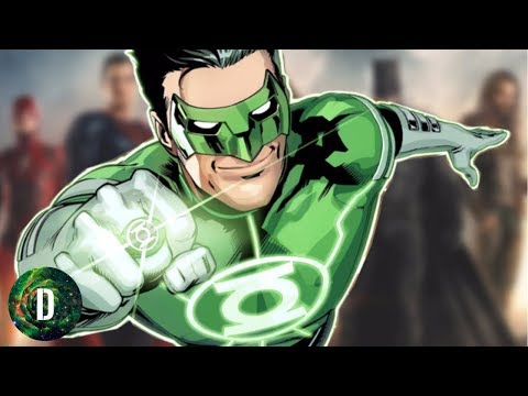Justice League GREEN LANTERN confirmed at Chinese preview screening?