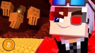 КРИПТОГОРОД! НАС ЗАНЕСЛО В КРИПТО-ВУЛКАН! Minecraft