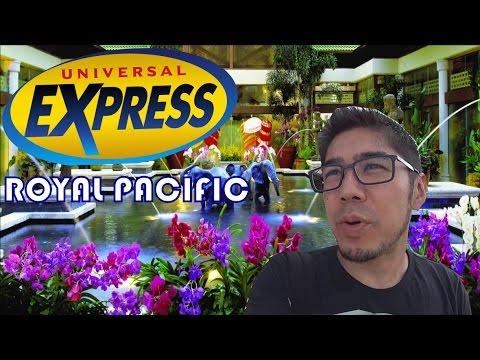 Universal Express Grátis? Hospedagem no Royal Pacific!
