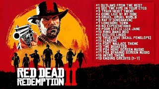 Red Dead Redemption 2 Official Incomplete Soundtrack (Updated)