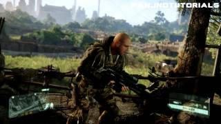 "Crysis 3 Ultra Settings Walkthrough Mission 2 ""Welcome To The Jungle"" Part 1 HD Maxed Out ! PC 1080p"